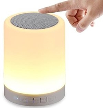 Picture of 5w Smart Touch BT Lamp Speaker