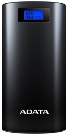 Picture of ADATA 20000mAh P20000D Black Power Bank