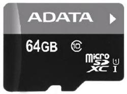 Picture of Adata Class 10 Micro SD 64GB