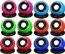 Picture of Astrum Atum-140 2.0CH Mini USB Speaker Available in 5 Different Colours