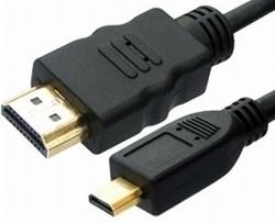 Picture of Astrum HDMI Male to HDMI Micro 1.5m