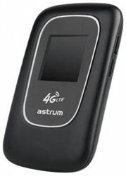Picture of Astrum HS720 4G LTE / 3G MiFi 150mbps 2100MAh