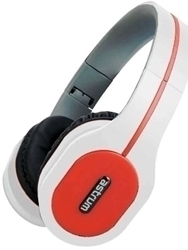 Picture of Astrum HS730 Headset  Wire Mic Large Cup White