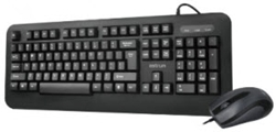 Picture of Astrum KC120 Keyboard & Mouse Classic 107 Keys