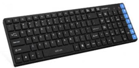Picture of Astrum KM200 Keyboard USB Flat Key Multimedia English