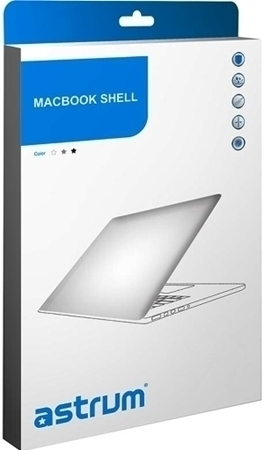 """Picture of Astrum LS320 Laptop Shell Mac 13"""" Matte Clear"""