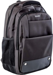 Picture of Black Designer Backpack 15.6 Notebook