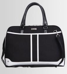 "Picture of Black Ladies 15.6 "" Laptop Bag - Black"