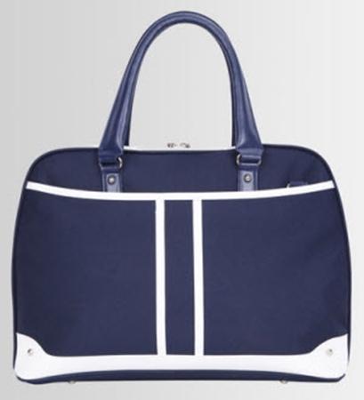 "Picture of Black Ladies 15.6 "" Laptop Bag - Navy"