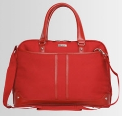 "Picture of Black Ladies 15.6 "" Laptop Bag - Red"