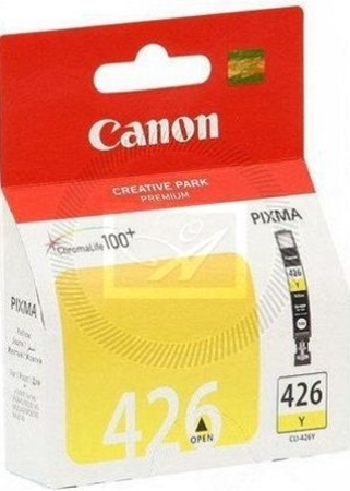 Picture of Canon CCLI426Y Yellow