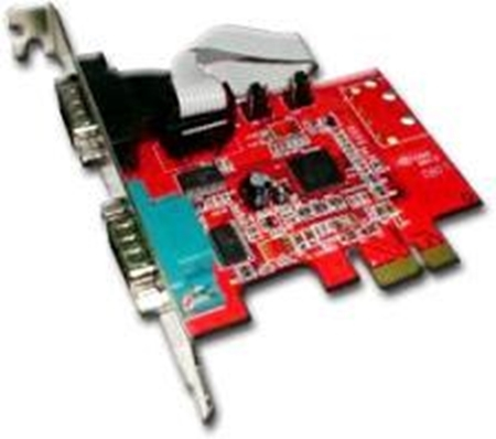 Picture of Chronos PCI Express To RS232 Card