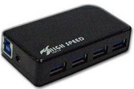 Picture of Chronos Super Speed USB 3.0 4 Port HUB