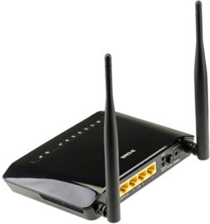 Picture of DLink (DSL-2740U) Wireless N Adsl2 + 4 Port WiFi Router