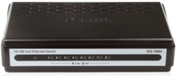 Picture of D-Link DES-1008AE 8-Port 100m Unmanaged Switch