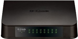Picture of D-Link DES-1016A 16-Port 100M Unmanaged Switch