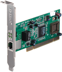 Picture of D-Link DGE-528T Gigabit PCI Ethernet Adapter