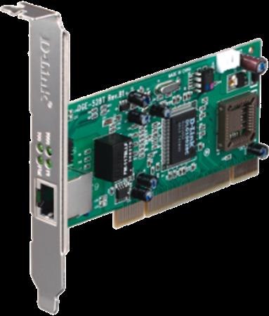 Picture of D-Link DGE-528T Gigabit PCI Ethernet Adapter