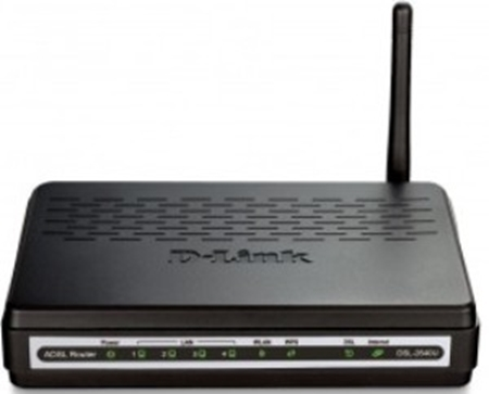 Picture of D-Link Wireless N ADSL2+ 4 Port Ethernet Router