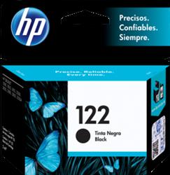 Picture of HP 122 Black Ink Deskjet Original