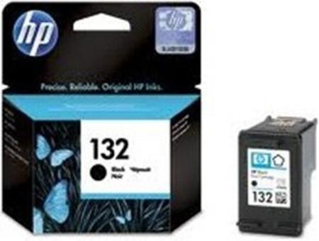 Picture of HP 132 Black Ink Cartridge Original