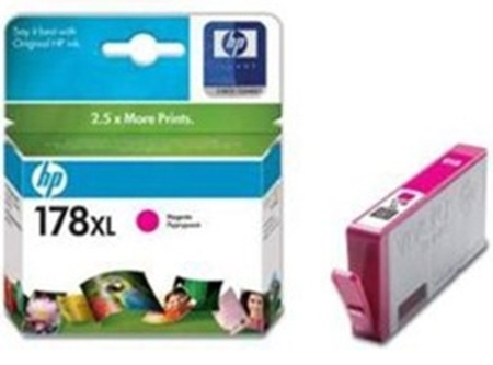 Picture of HP 178 XL Magenta Ink Cartridge