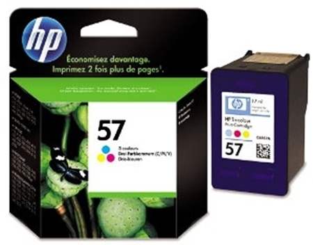Picture of HP 57 (C6657AE) Colour Ink Cartridge