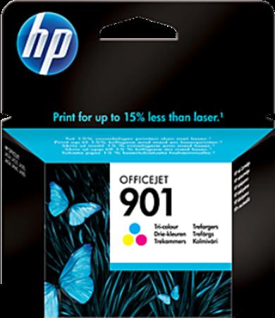 Picture of HP 901 Tri Colour Ink Original