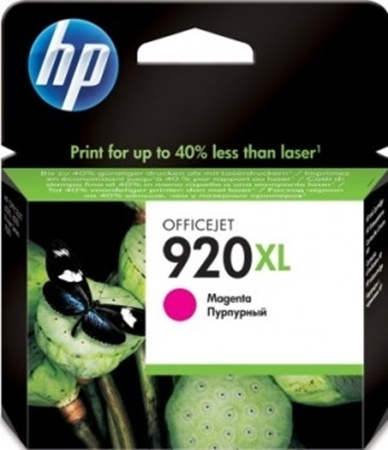 Picture of HP 920XL Magenta Officejet Ink