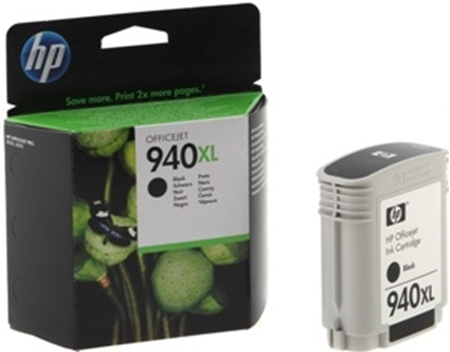 Picture of HP 940XL Black Pigment Ink
