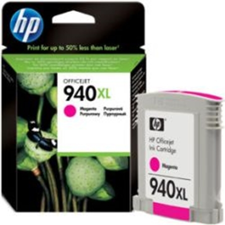 Picture of HP 940XL Magenta Pigment Ink