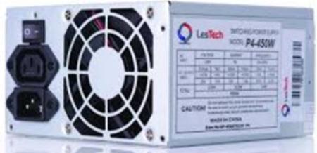 Picture of Lestech 400WATT ATX PSU Single Out