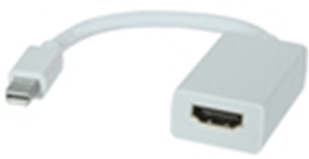 Picture of Mini DisplayPort to HDMI female Adapter