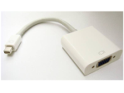 Picture of Mini DisplayPort to VGA female Adapter