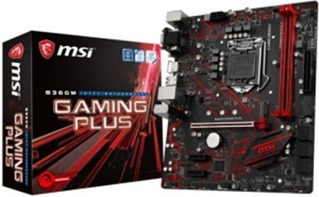 Picture of MSI H310M Gaming Plus LGA 1151 Mainboard