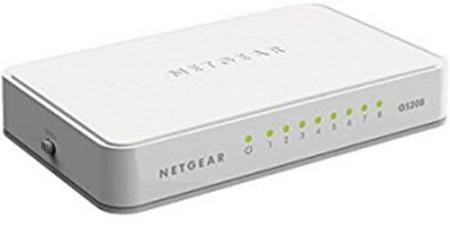 Picture of Netgear 8 Port Gigabit Ethernet Switch