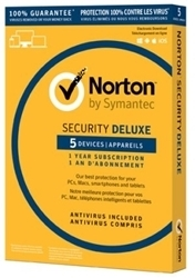 Picture of Norton Security Deluxe 5 Devices