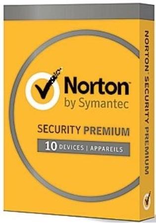 Picture of Norton Security Premium 10 User