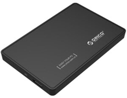 "Picture of Orico 2.5"" Sata USB3.0 Hard Drive Enclosure"