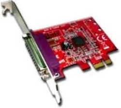 Picture of PCI-E Express 1xParall card