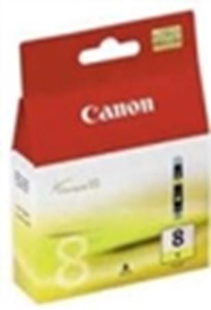 Picture of R/Colour Canon CLI-8 Yellow