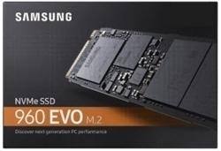 Picture of Samsung Evo 960 M.2 250GB SSD