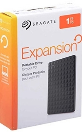 """Picture of Seagate 1TB External Hard Drive 2.5"""""""