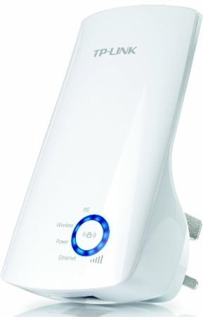 Picture of TP-Link WA850RE 300Mbps Wallplug WiFi Extender