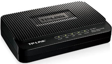 Picture of TpLink 1 Ethernet Port & 1 Usb Port