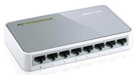 Picture of TP-Link 8-Port 10/100Mbps Desktop Switch