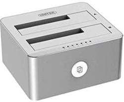 Picture of Unitek Usb3.0 Sata Clone Docking Station (Y-3026)