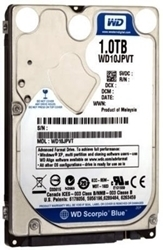 "Picture of Western Digital 1TB Blue 2.5"" 5400 RPM Laptop HD"
