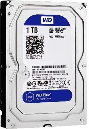 Picture of Western Digital 1TB Desktop Hard Drive SATA 3.5