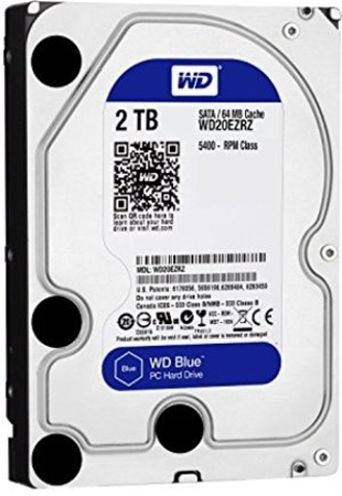 Picture of Western Digital 2TB Desktop Hard Drive SATA 3.5